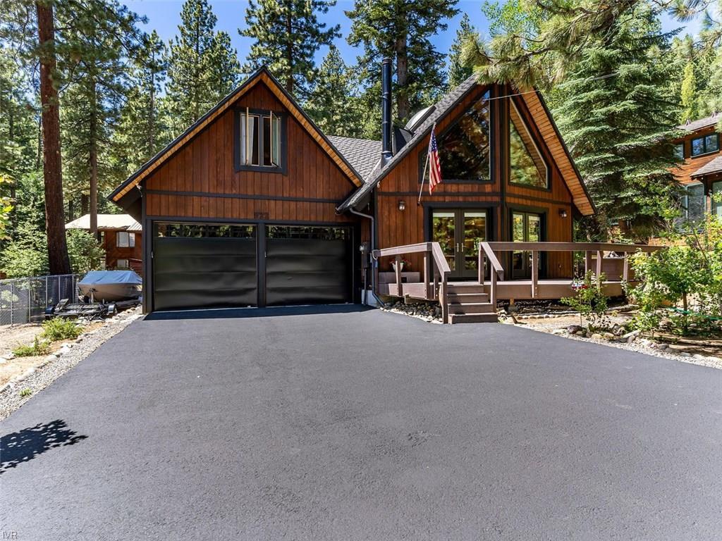 922 Jennifer Property Photo - Incline Village, NV real estate listing
