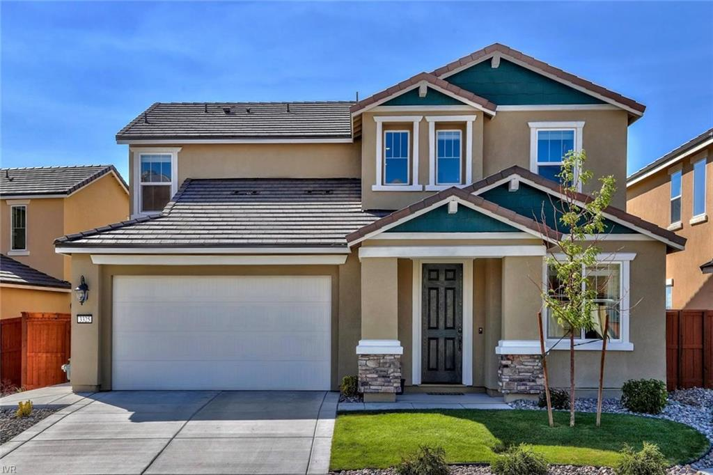 3325 Vincinato Drive Property Photo - Town out of Area, NV real estate listing