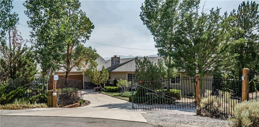 3030 Tucker Court Property Photo - Carson City, NV real estate listing