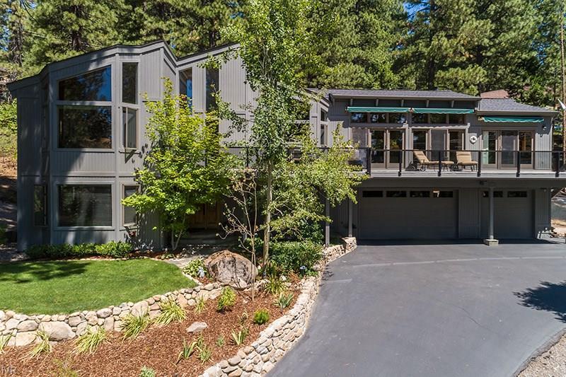 520 Lodgepole Drive Property Photo - Incline Village, NV real estate listing
