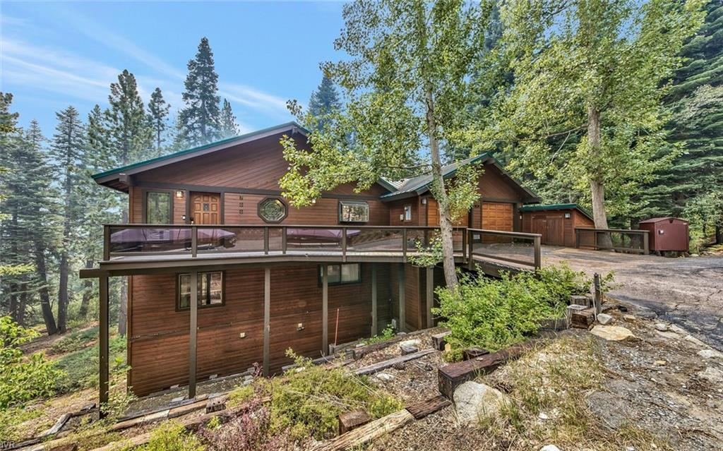 766 Geraldine Drive Property Photo - Incline Village, NV real estate listing