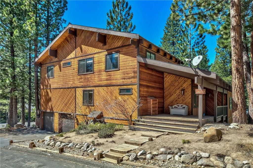 321 Woodridge Way Property Photo - Incline Village, NV real estate listing
