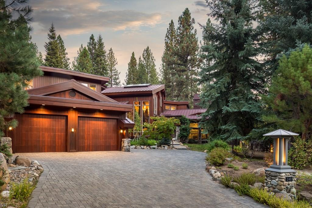240 Estates Drive Property Photo - Incline Village, NV real estate listing