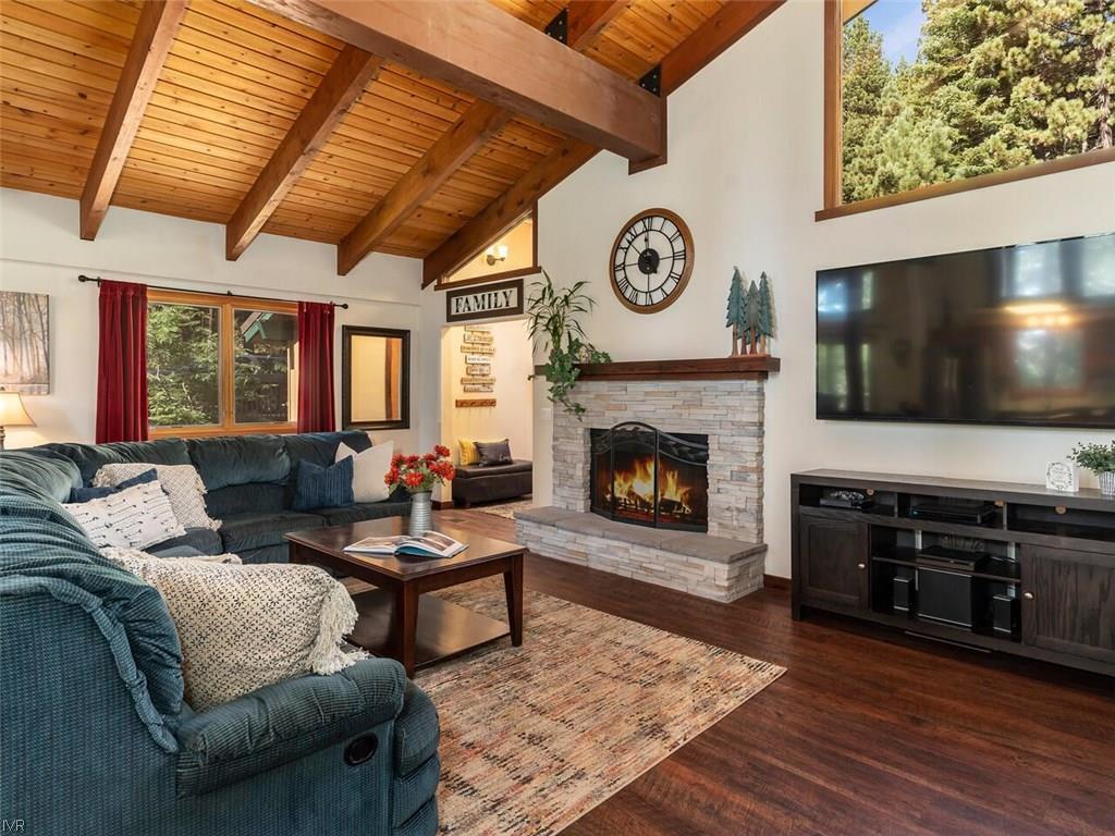 688 Bridger Court Property Photo - Incline Village, NV real estate listing
