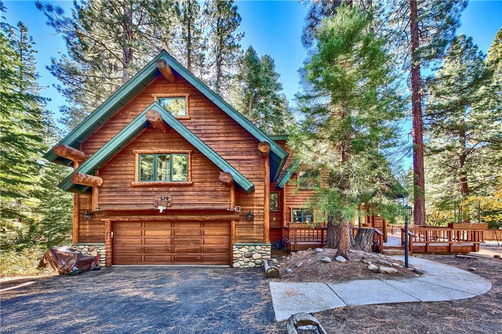 579 Sugarpine Drive Property Photo - Incline Village, NV real estate listing