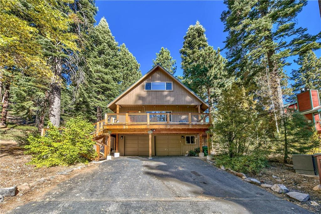 685 Bridger Court Property Photo - Incline Village, NV real estate listing