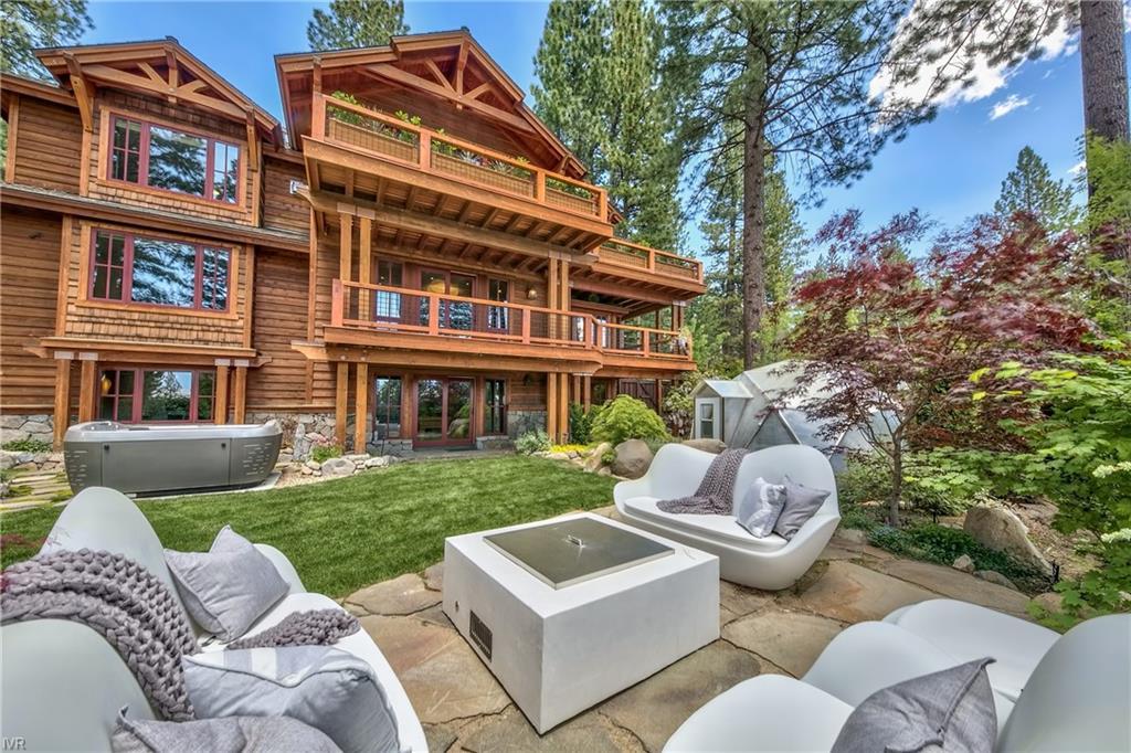 545 Lodgepole Drive Property Photo - Incline Village, NV real estate listing