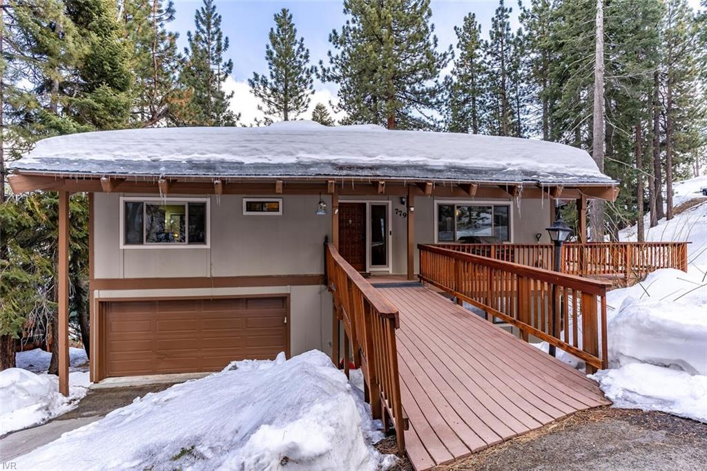 779 Randall Avenue Property Photo - Incline Village, NV real estate listing