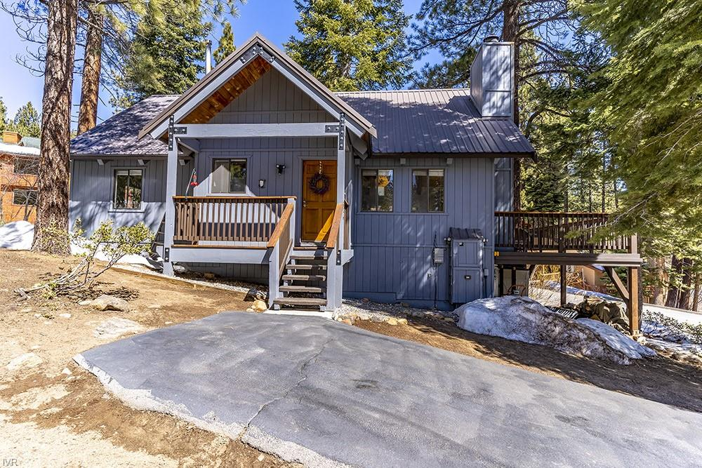 826 Jeffrey Street Property Photo - Incline Village, NV real estate listing