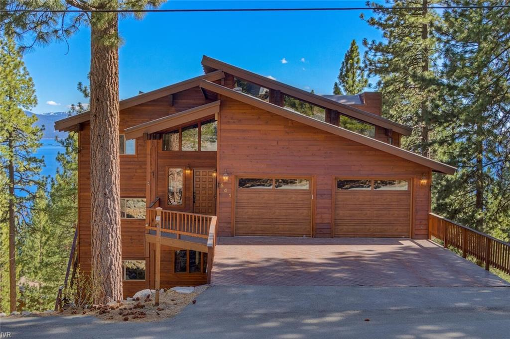 541 Silvertip Drive Property Photo - Incline Village, NV real estate listing