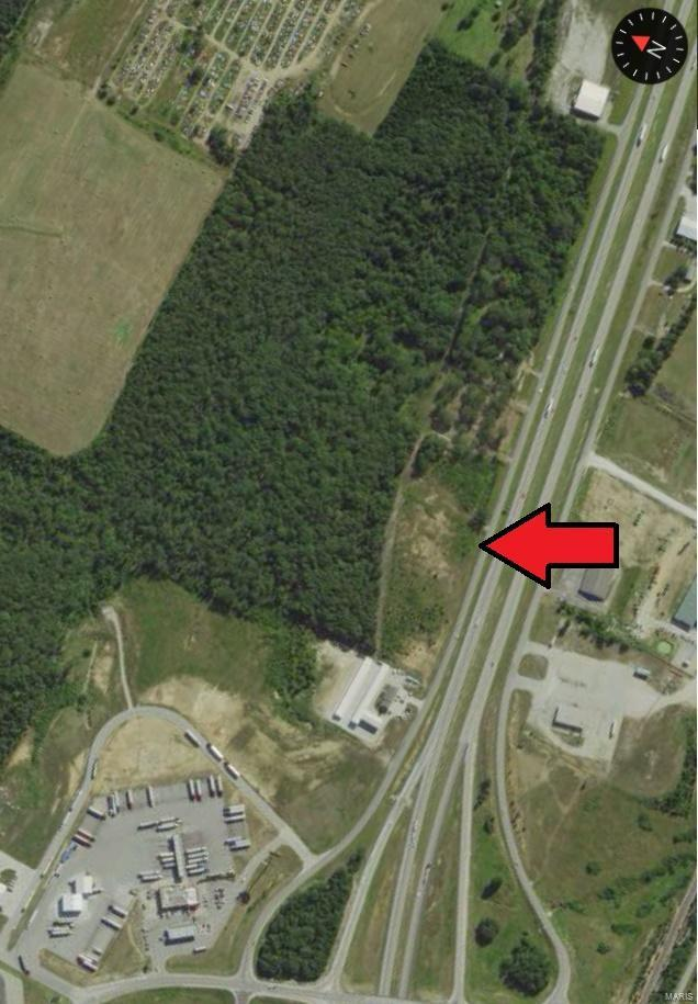 0 N. Outer Rd & Hwy V Overpass Property Photo - Rolla, MO real estate listing