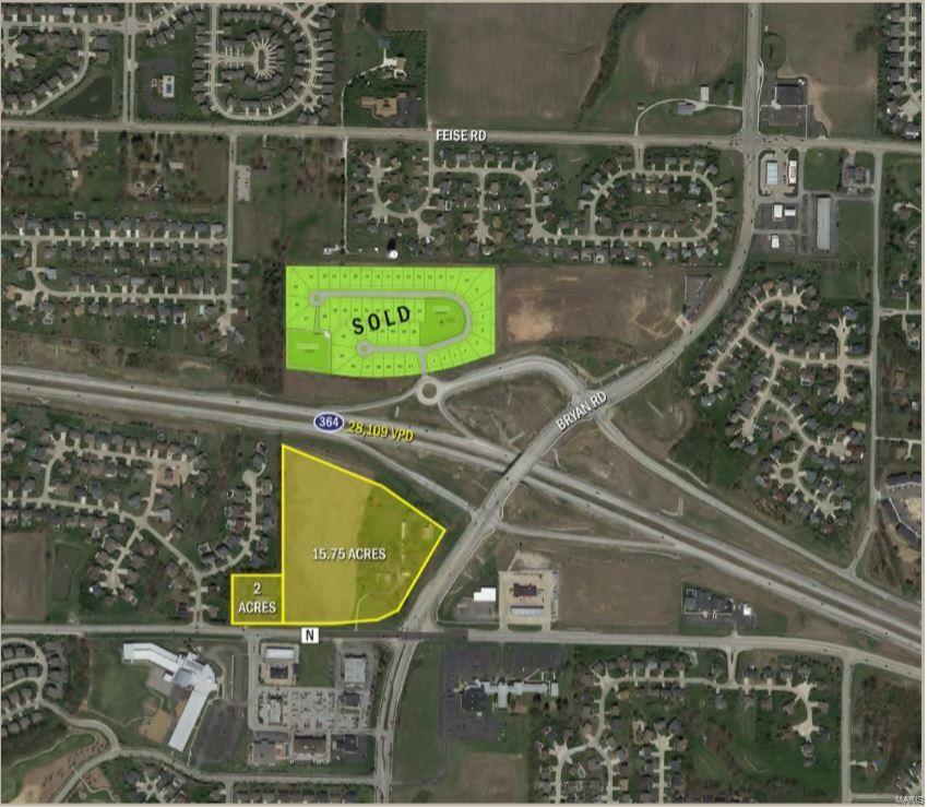 7467 Highway N Property Photo - O'Fallon, MO real estate listing