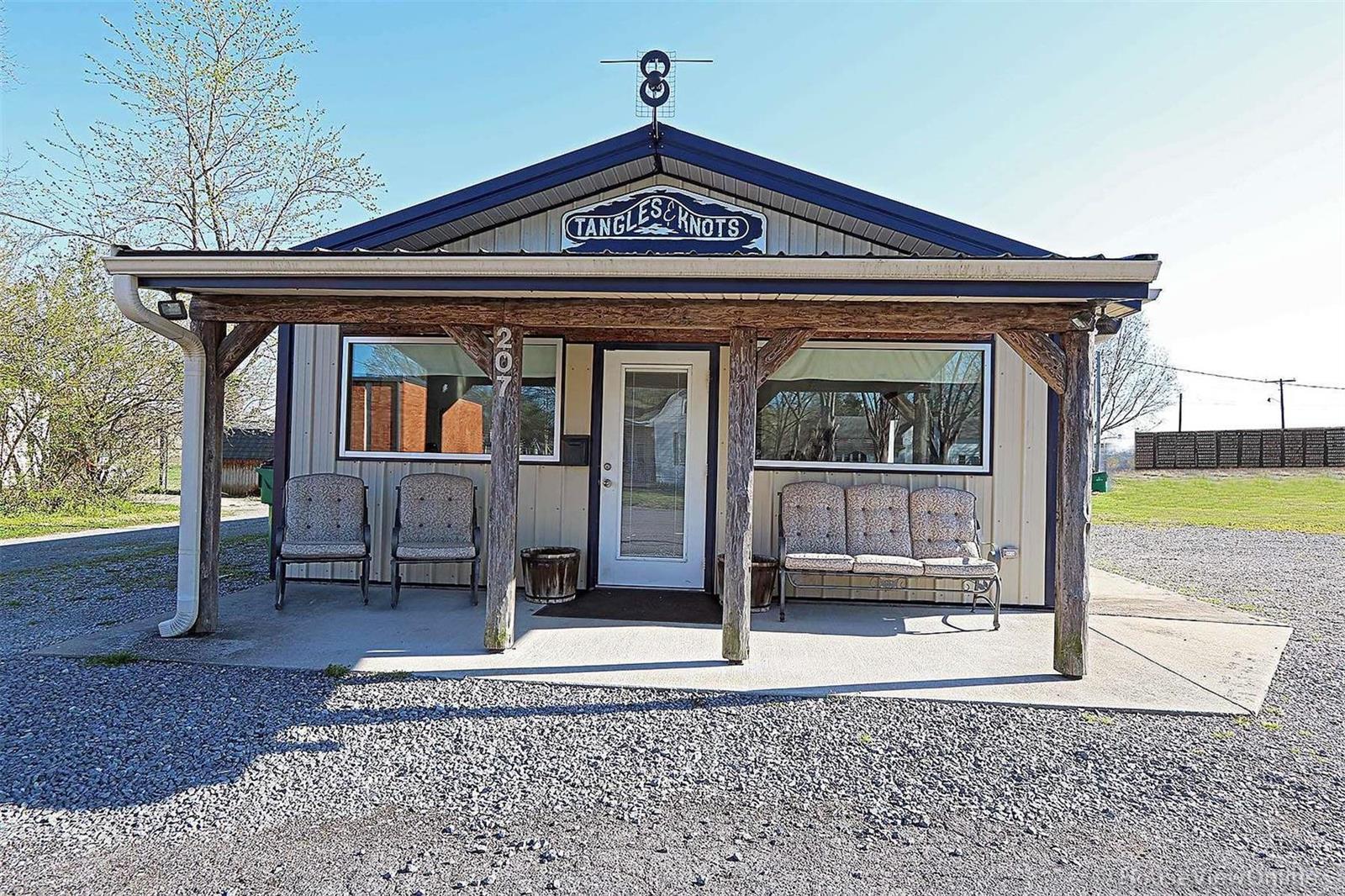 205 Missouri Boulevard Property Photo - Scott City, MO real estate listing