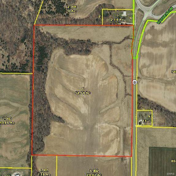 0 54.64 acres Hwy B Property Photo - Warrenton, MO real estate listing