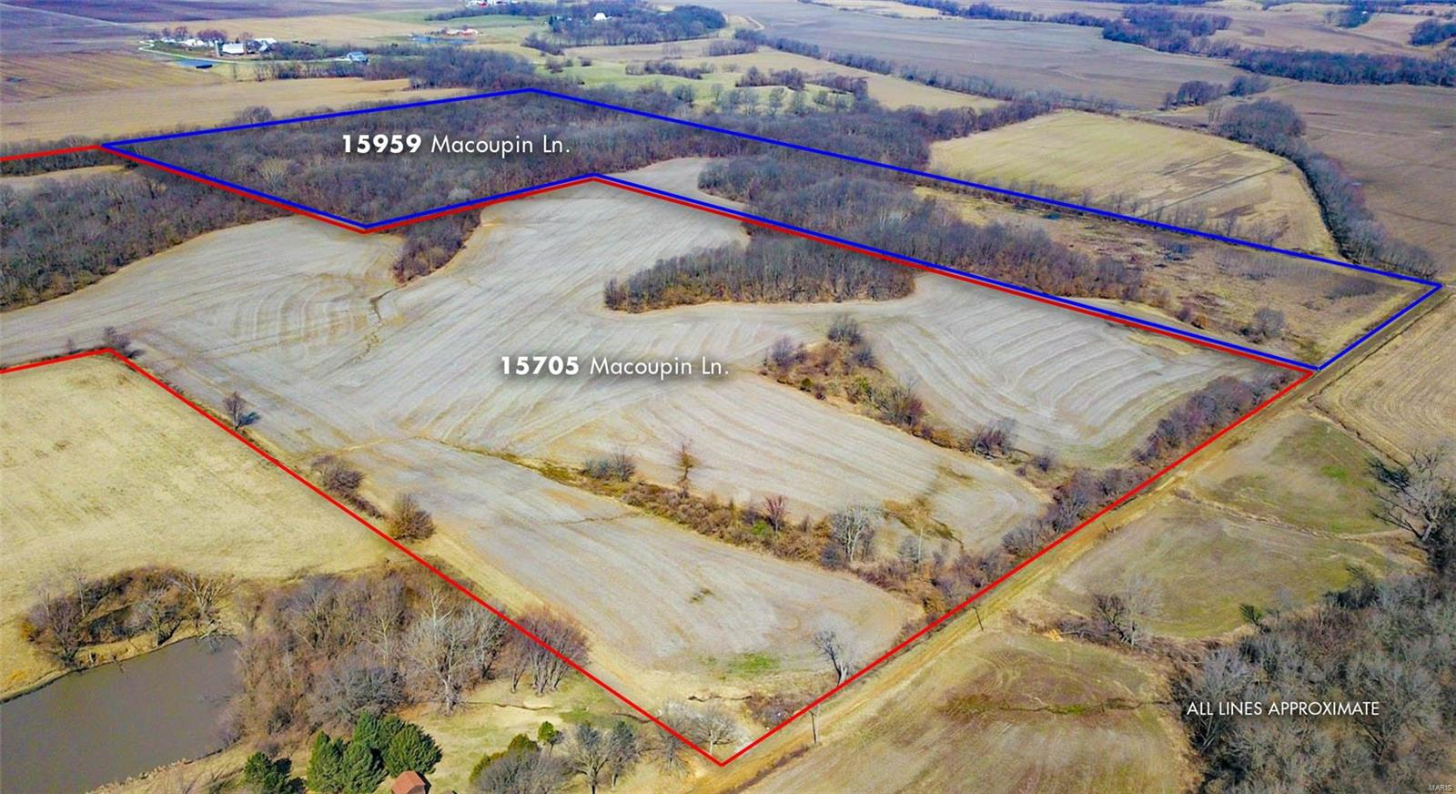 15705 Macoupin Lane Property Photo - Medora, IL real estate listing