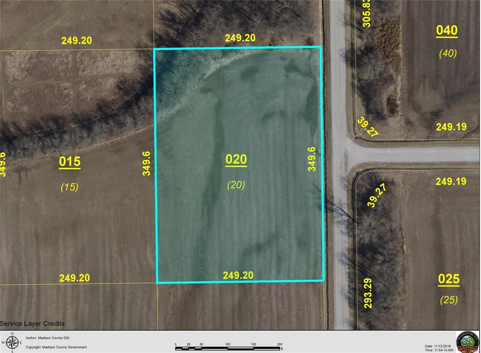 4625 ASHLYN LOT 20 Drive Property Photo - Pocahontas, IL real estate listing