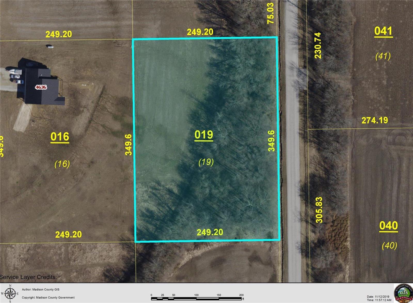 4637 Ashlyn LOT 19 Drive Property Photo - Pocahontas, IL real estate listing