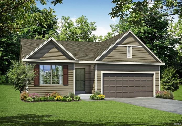 1 HAMILTON @ Henley Woods Property Photo - Arnold, MO real estate listing