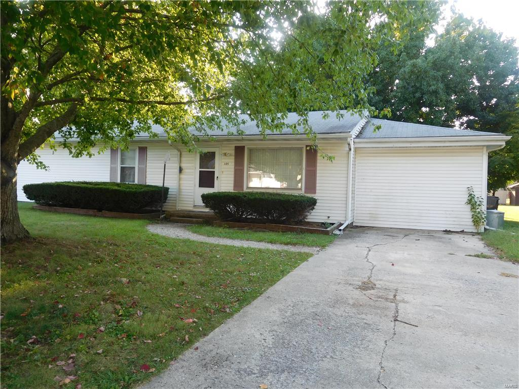 105 ORLANDO Court Property Photo - Fairview Heights, IL real estate listing