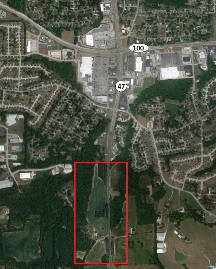 5515 White Oak Trail 75+/- Ac. Property Photo
