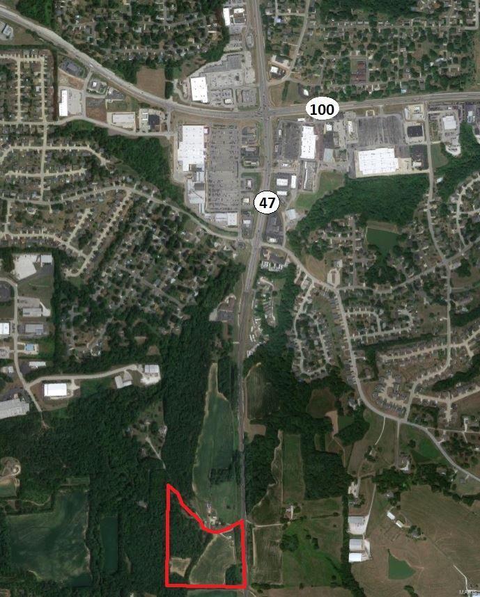 5515 White Oak Trail 10+/- Ac Property Photo