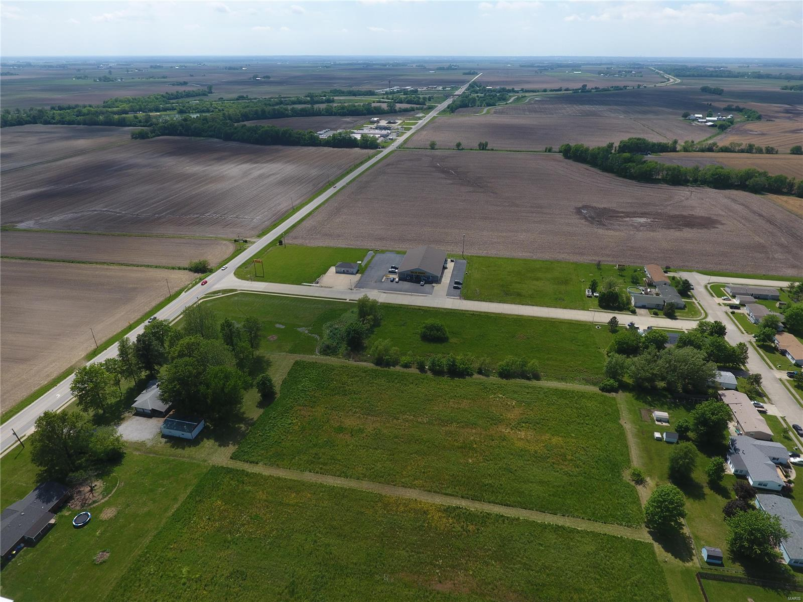 532 W Hanover Street Property Photo - New Baden, IL real estate listing