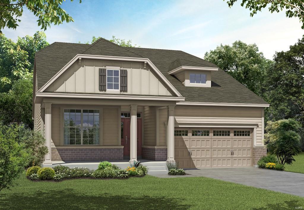1 Denmark 1.5 @Main St Cross Property Photo - Wildwood, MO real estate listing