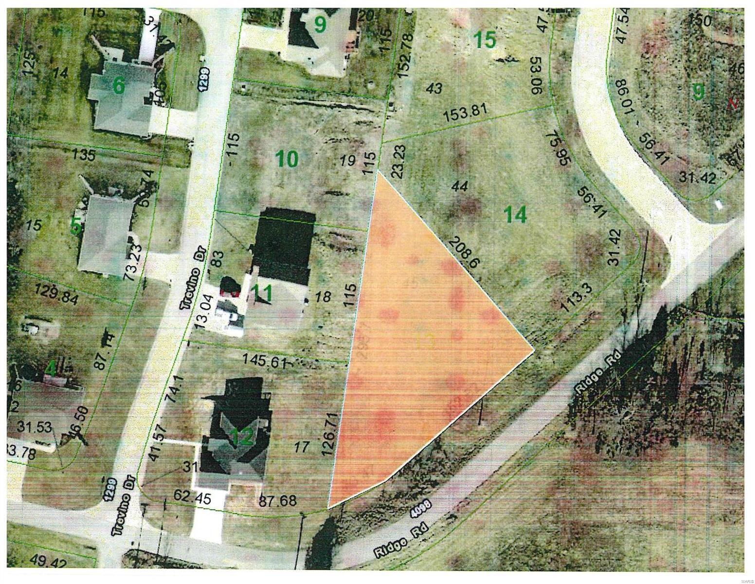 3700 Ridge Road Property Photo - Jackson, MO real estate listing