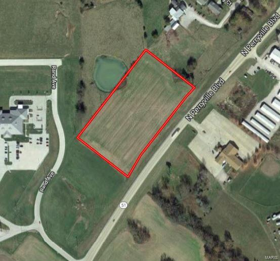 0 Highway 51 Property Photo - Perryville, MO real estate listing