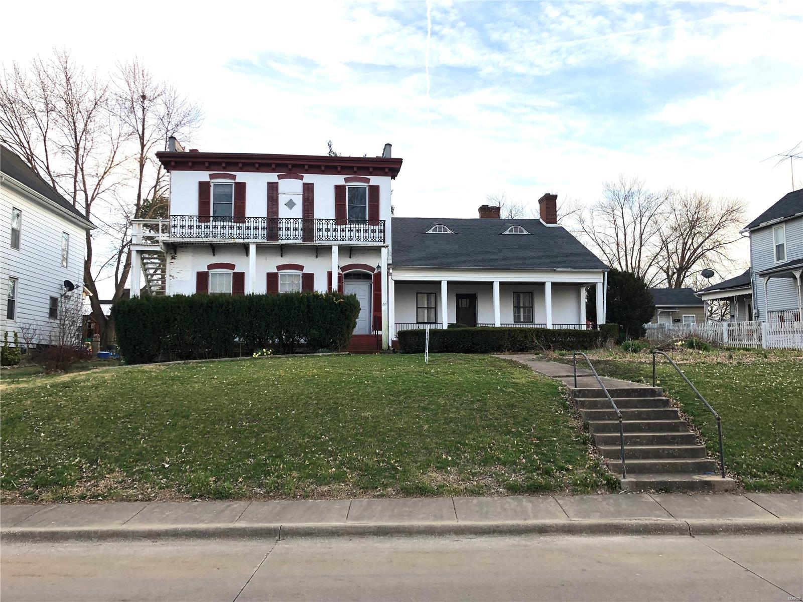 221 W St. Joseph Property Photo - Perryville, MO real estate listing