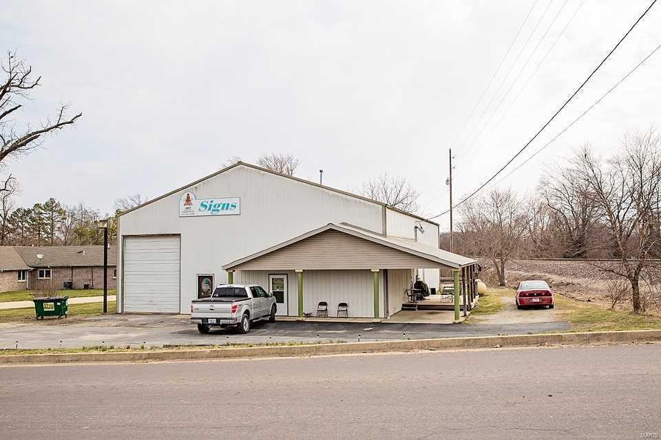 102 Wall Street Property Photo - Mountain Grove, MO real estate listing
