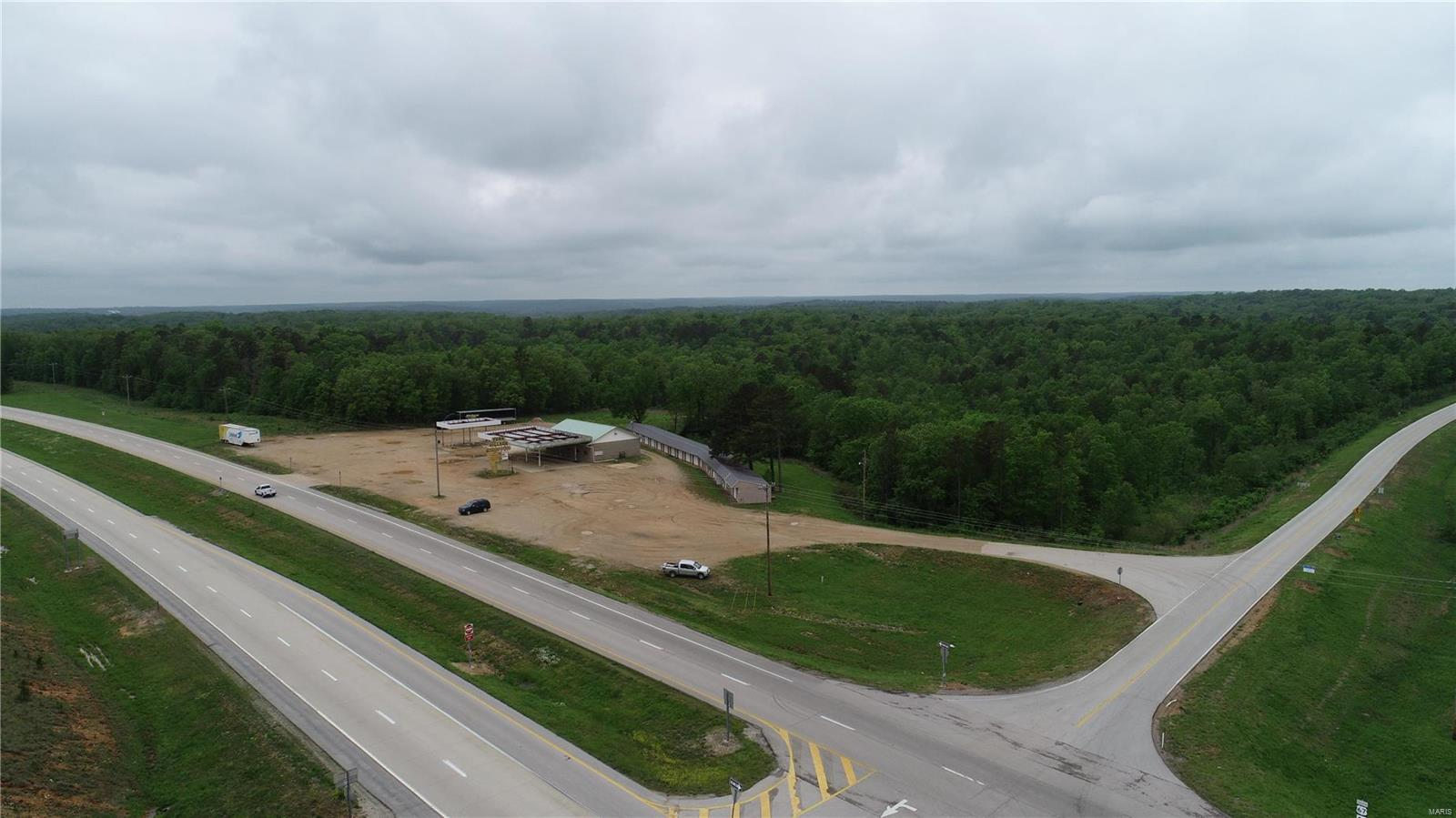 0 SW corner HWY67and 172Junction Property Photo - Williamsville, MO real estate listing
