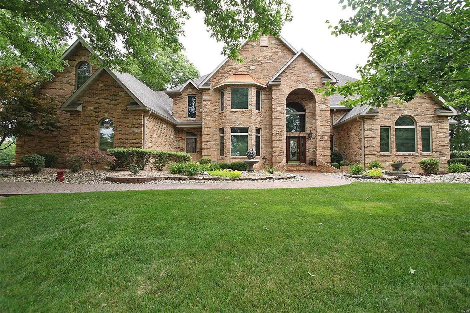 6629 Fox View Drive Property Photo - Edwardsville, IL real estate listing