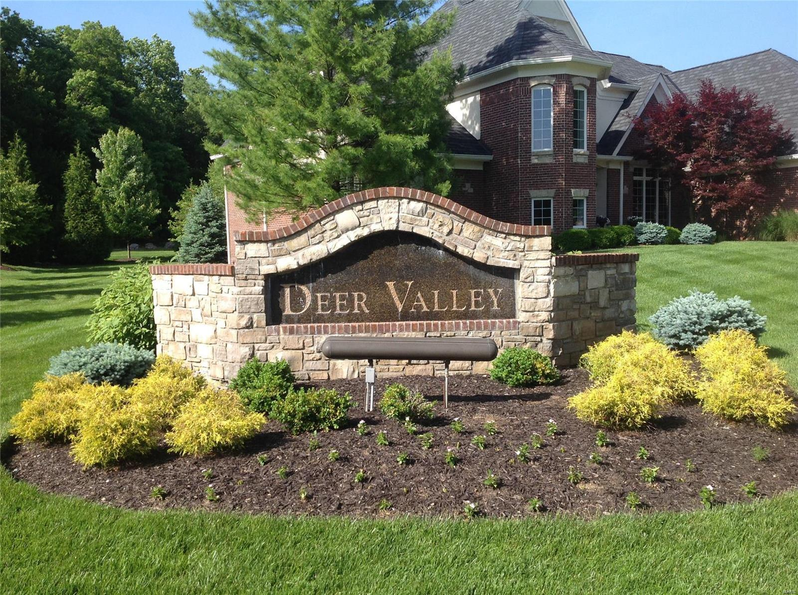 586 (Lot #2) Deer Valley Court Property Photo - St Albans, MO real estate listing