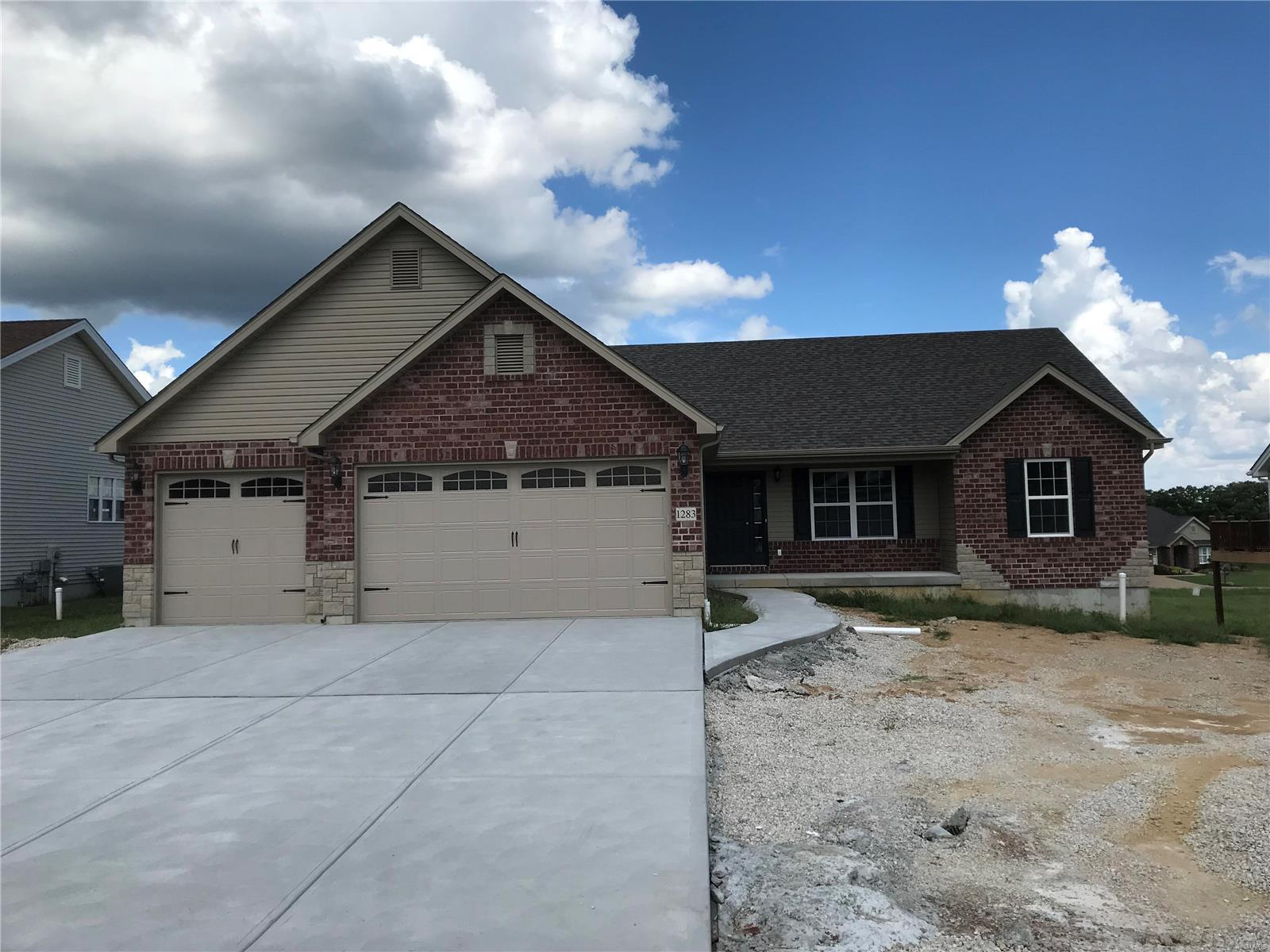 0 Wellington Place-ASPEN II Property Photo - Festus, MO real estate listing