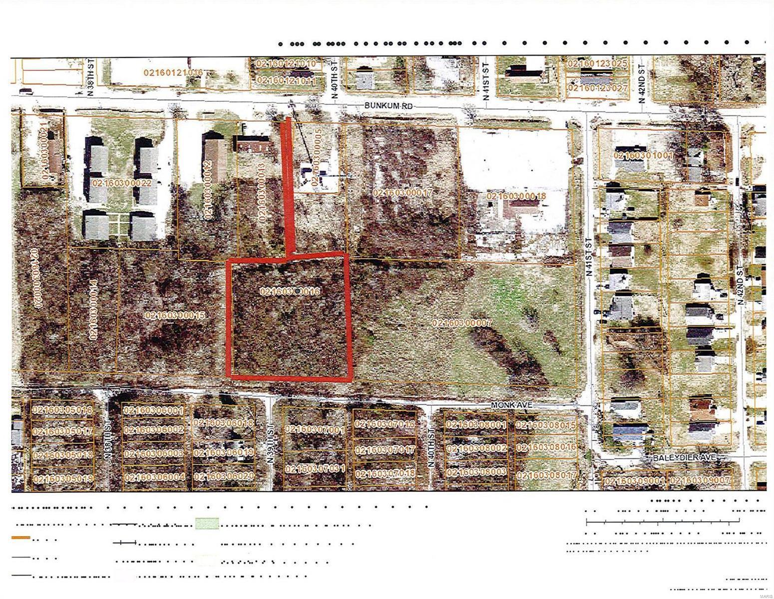3950 Bunkum Road Property Photo - Washington Park, IL real estate listing