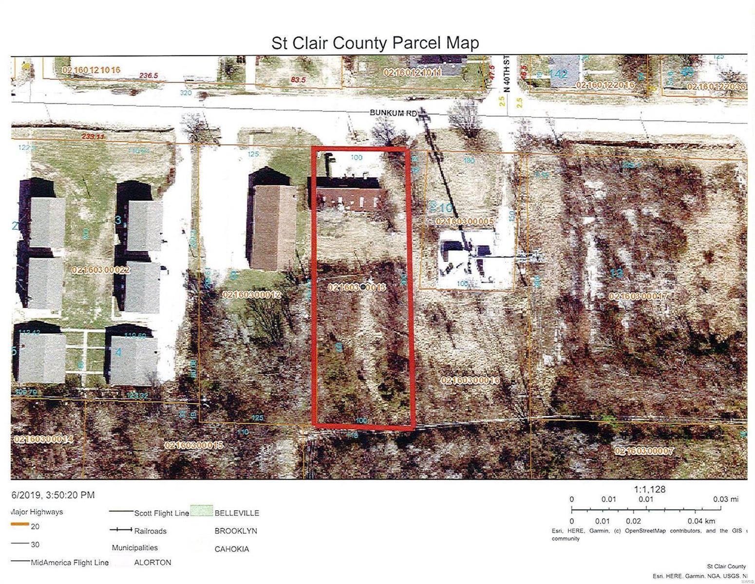 3990 Bunkum Road Property Photo - Washington Park, IL real estate listing