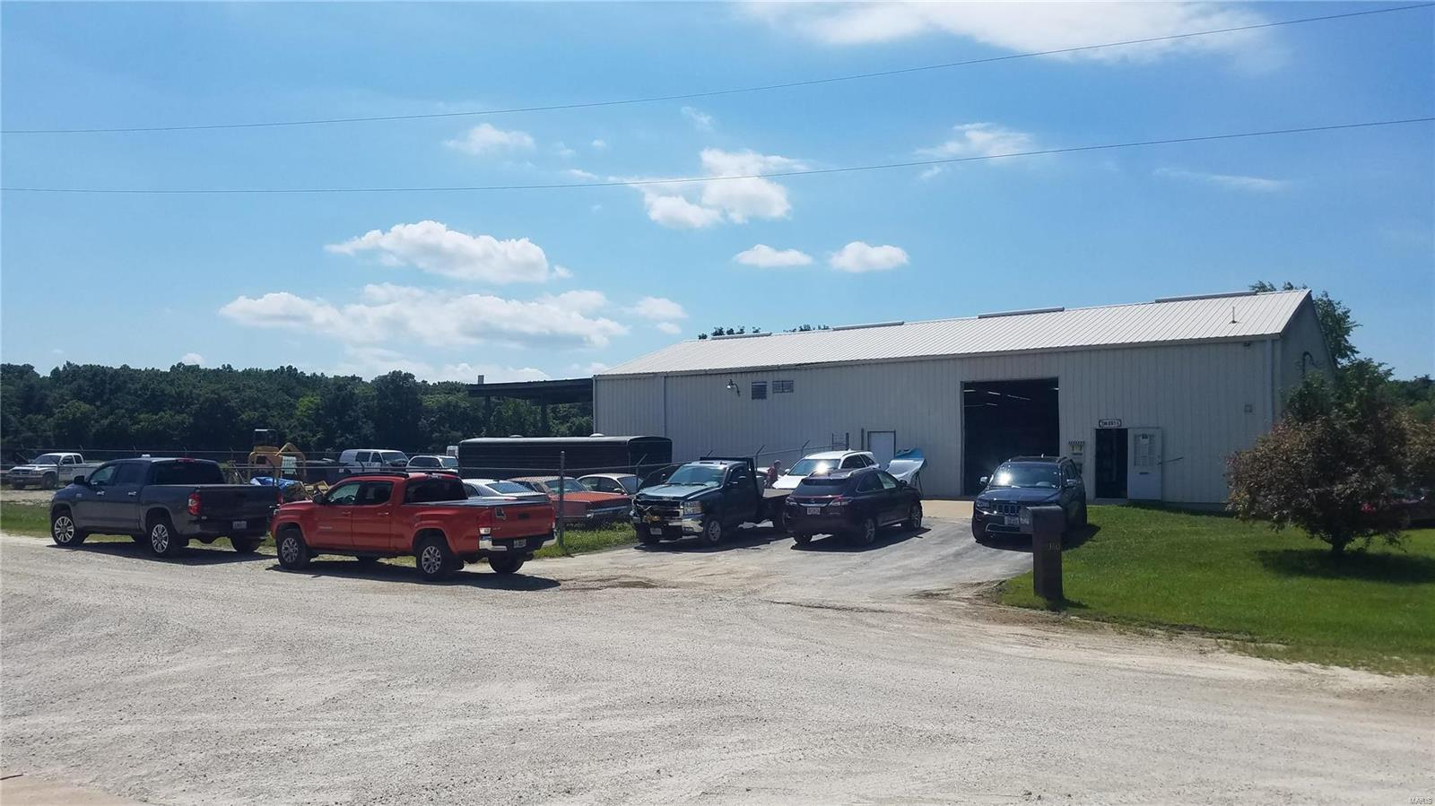 7380 Hwy O Property Photo - Robertsville, MO real estate listing