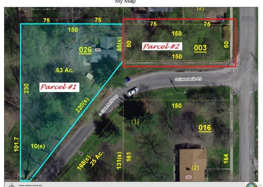 301 Edwardsville Road Property Photo - Worden, IL real estate listing