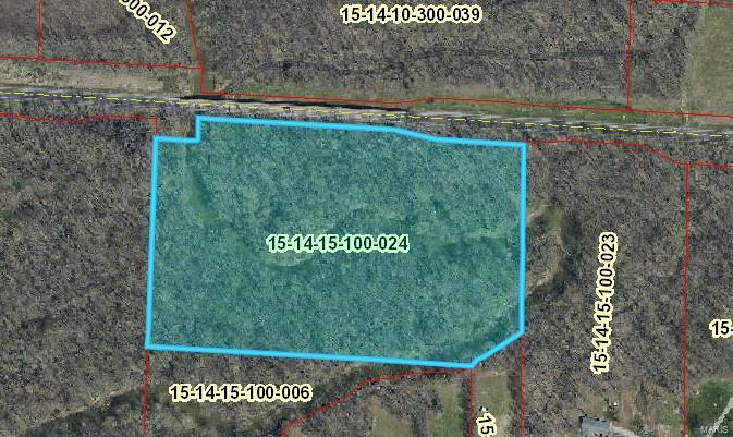 0 State Route 161 Property Photo - Centralia, IL real estate listing