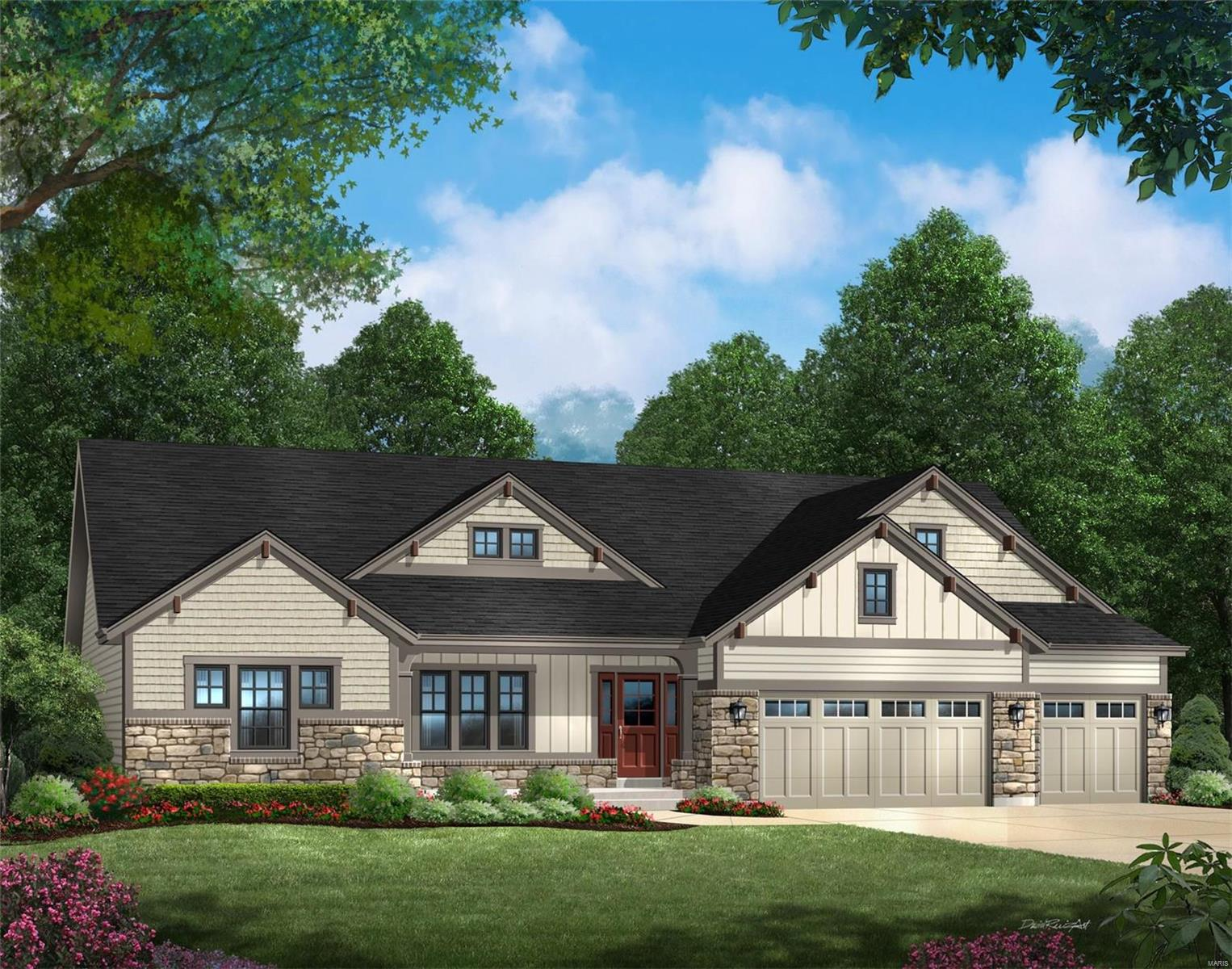 0 The LaSalle- Clarkson Meadows Property Photo - Ellisville, MO real estate listing
