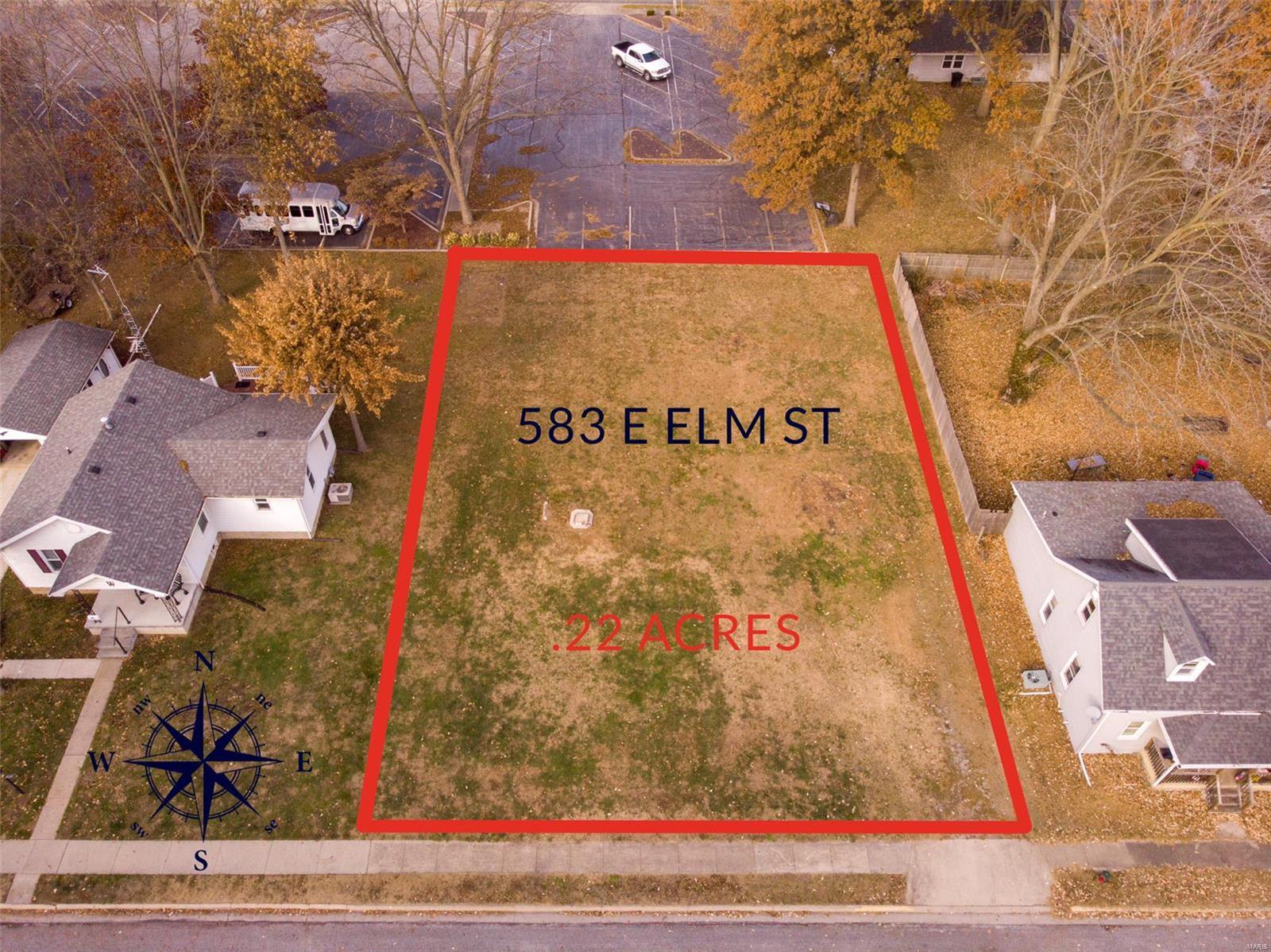 583 E Elm Street Property Photo - Nashville, IL real estate listing