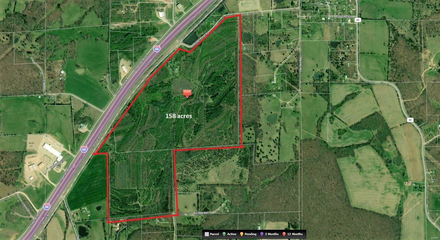 389 Butler Pond Road Property Photo - Bourbon, MO real estate listing
