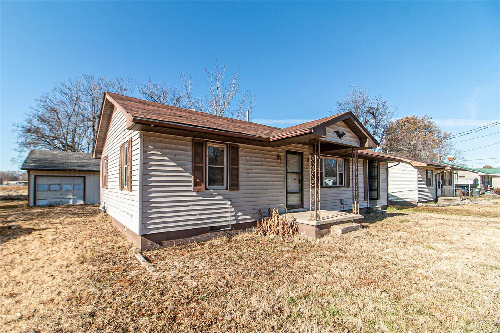 803 Speedway Property Photo - Campbell, MO real estate listing
