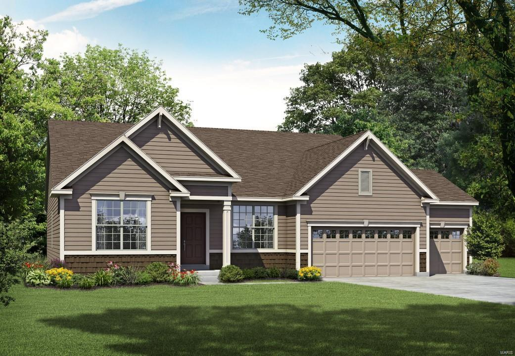 1 Ashton II @Alexander Woods Property Photo - Chesterfield, MO real estate listing