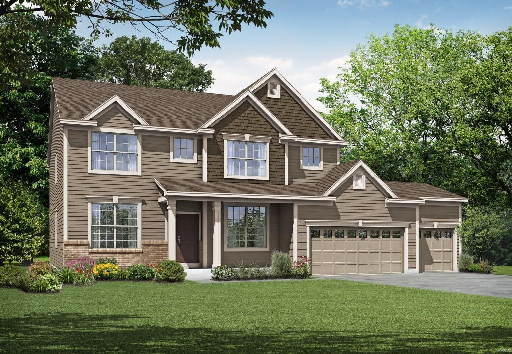 1 BreckenridgeII@Alexander Woods Property Photo - Chesterfield, MO real estate listing