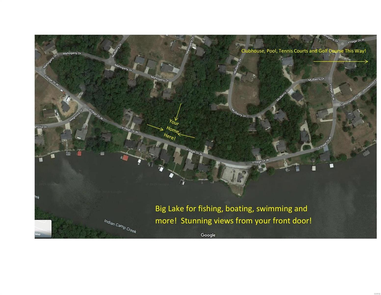 562 Village Drive W Property Photo - Foristell, MO real estate listing