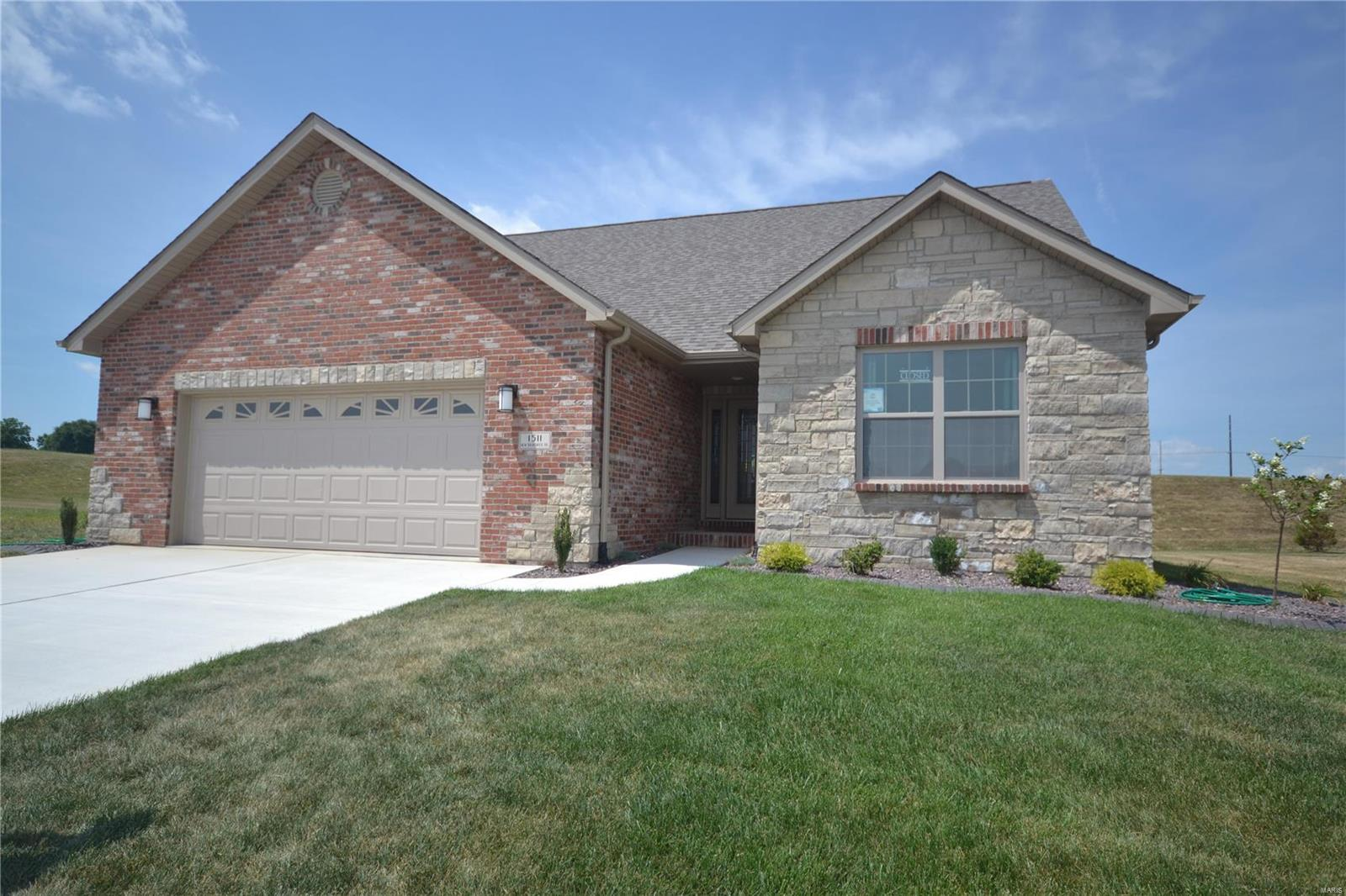 4412 TBB Devin Drive Property Photo - Smithton, IL real estate listing