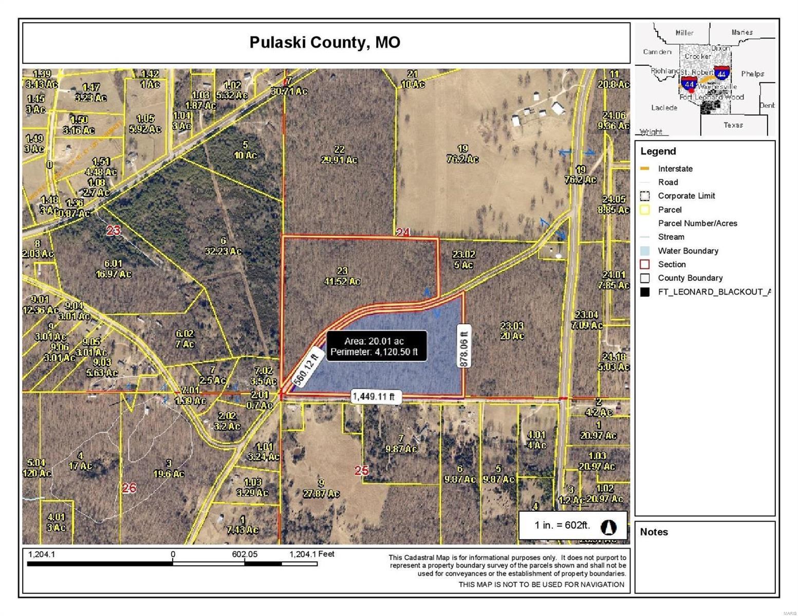 0 Lot B Seminole Property Photo