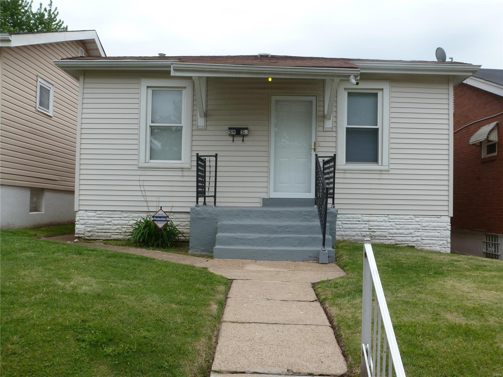 5958 Floy Avenue Property Photo - St Louis, MO real estate listing